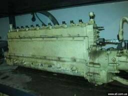 Топливный насос ТНВД 62330 М623 на двигатель М623, М611