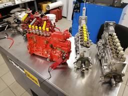 Переоборудование топливной системы CAPS трактор комбайн
