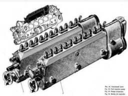 Топливный насос высокого давления Д12 - 1 шт. новый