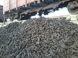 Топливный торфяной брикет (импортный) - фото 2