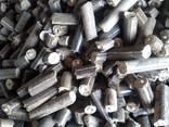 Топливные брикеты дубовые нестро оптом - фото 1