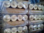 Топливные брикеты Nestro из соломы злаковых - фото 1