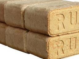 Топливные брикеты RUF, доставка