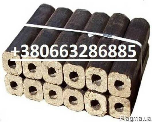 Топливные брикты пиллеты Pini Key