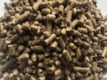 Топливные древесные пеллеты, гранулы из сосны 6 мм и 8 мм - фото 3