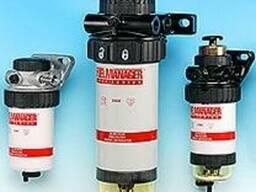 Топливные фильтры сепараторы stanadyne fuel manager