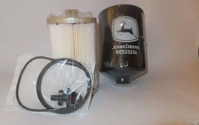 Топливные фильтры в наличии для двигателей John Deere (Джон)
