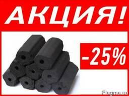 Топливные угольные брикеты