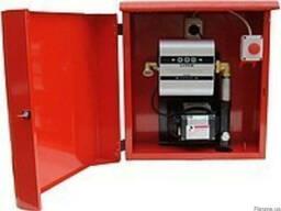 Топливораздаточная мини заправка 220В, 80 л/мин