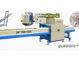 Торцовочный станок для деревянных обрезков PF 700 KBA