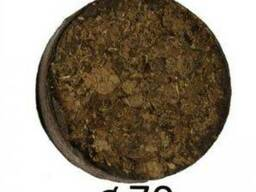 Торфяная таблетка Гигант, диаметр 70 мм