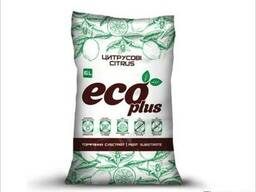 Торфяной субстрат Eco Plus для цитрусовых 6 л