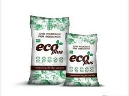 Торфяной субстрат Eco Plus для рассады 10 л
