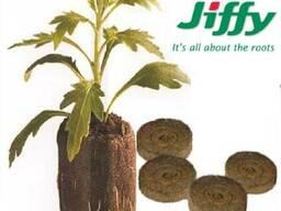 Торфяные таблетки JIFFY, для рассады