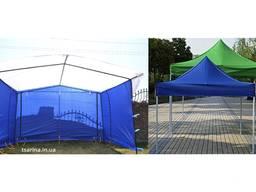 Торговая палатка 2х2 3х2 3х3 4х2 1.5х1.5 6х3 4х3
