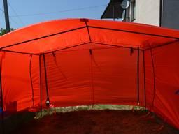 Торговая палатка размер 1, 5х1, 5