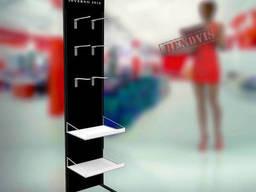 Торговая стойка для одежды ZARA mini