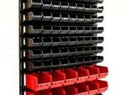 Торговая стойка с контейнерами для запчастей в Кривом Роге