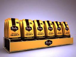 Торговое оборудование для магазина Arabica