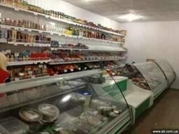 Торговое оборудование для продуктовых магазинов.