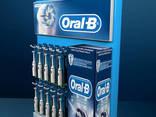 Торговое оборудование стойки Oral-b для зубных щеток - photo 2