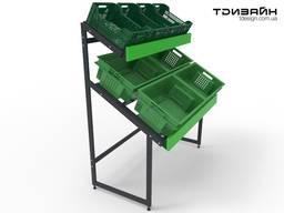 Торговое оборудование Tdesign