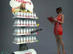 Торговый стенд  Fruitberry
