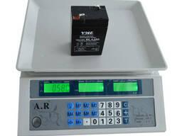 Торговые весы ACS-718 A. R