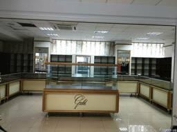 Торговые витрины, ювелирное оборудование, купить ювелирные в