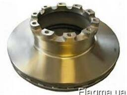 Тормозний диск САФ SAF 430x45 4079001700