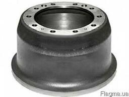 Тормозной барабан DAF 420x288 XF95 105 задний Даф Daf 075439