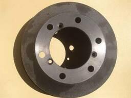 Тормозной барабан ГАЗ 3307-3501070 (передний)