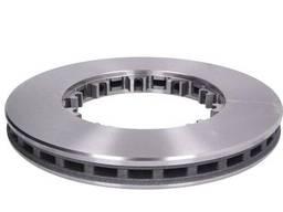 Тормозной диск без монтажного комплекта DAF CF, XF 432x45