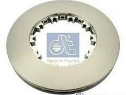 Тормозной диск DAF 65/75/85 CF, 95 XF, LF 55 /IV, XF 95/105.
