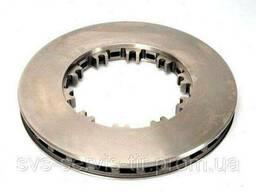 Тормозной диск DAF евро 3, 1387439, Mega 10-01-02-0040