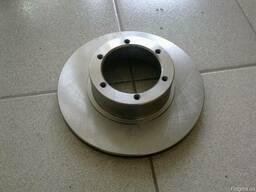 Тормозной диск Газель (104 мм)