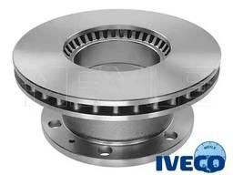 Тормозной диск Ивеко Еврокарго, Iveco Evrocargo. Новый