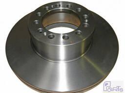 Тормозной диск MAN F2000