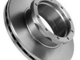 Тормозной диск Mercedes Atego Actros Axor.