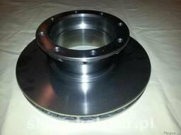 Тормозной диск Mercedes Atego задний 9704230612