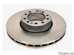 Тормозной диск на Рено Renault 5006172150 5010422593