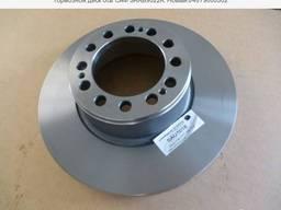 Тормозной диск ось САФ SKRB9022K. Новый.