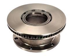 Тормозной диск задний Рено Мидлум. 5010422263