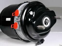 Тормозной энергоаккумулятор на ДАФ Евро 3