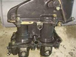 Тормозной кран на Т-150