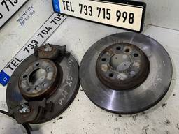 Тормозные диски колодки передние BMW E53 X5 3.0I.