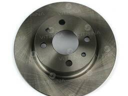 Тормозные диски ВАЗ 2108, 2109, 21099, 2113, 2114, 2115...