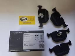 Тормозные колодки, задние BMW, Land Rower - LPR