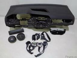 Торпедо панель приборов Volkswagen Touran 2003-2018 б\у