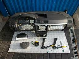 Торпедо подушка безопасности ремни Opel Meriva A